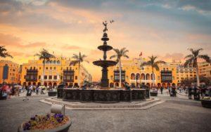 Lima, Viaggio in Perù agosto 2018